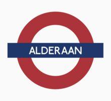 Alderaan Underground by SerLoras