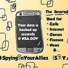 NSA Smartphone backup cartoon by Binary-Options