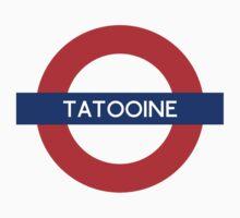 Tatooine Underground by Heidi Cox