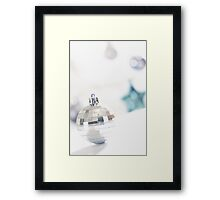 Cry_Irs Framed Print