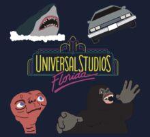 Universal Studios Kids Tee