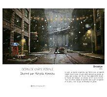 """Brooklyn"" en Mots & Image (M.Konecka) Photographic Print"