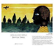 """""""Le Cap"""" en Mots & Image (Tarmasz) Photographic Print"""