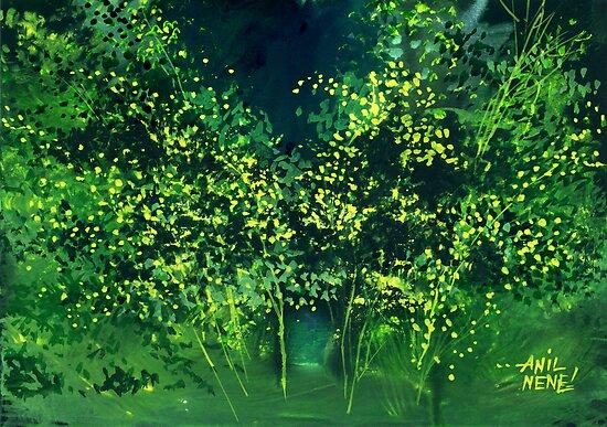 Sparkle 2 by Anil Nene