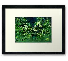 Sparkle 2 Framed Print