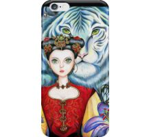 Tigerlily iPhone Case/Skin