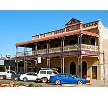 Albion Shamrock Hotel - Boulder, W.Australia Photographic Print