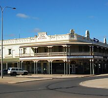 Cohn's Building Kalgoorlie by Futurama