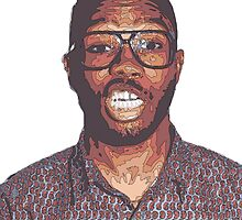 Frank Ocean by Ela Designs©