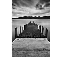 Jetty at Gordon #2, Tasmania Photographic Print