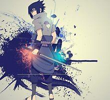 Sasuke Uchiwa by AvaaMeepo