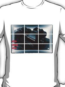 OM-D EM1 Camera in the frame T-Shirt