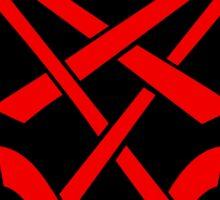 Sigil of Lucifer Sticker Sticker