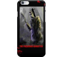 The preacher gangster iPhone Case/Skin