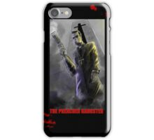 The preacher gangster iPhone Case/Skin