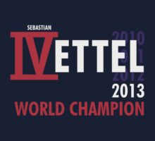 IVettel by Tom Clancy