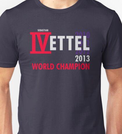 IVettel Unisex T-Shirt