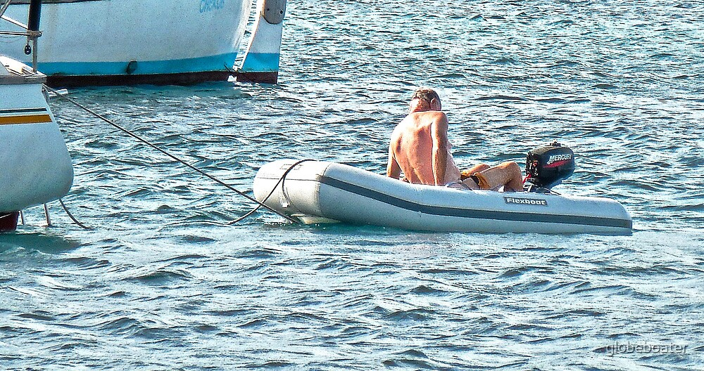 Dinghy or Bathtub? - that is the question! by globeboater