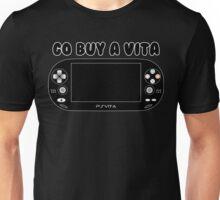 Go Buy a PSVita Unisex T-Shirt