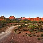 Outback Australia by Ray Warren