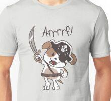Pirate Puppy Unisex T-Shirt