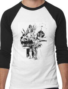 The hunt  Men's Baseball ¾ T-Shirt