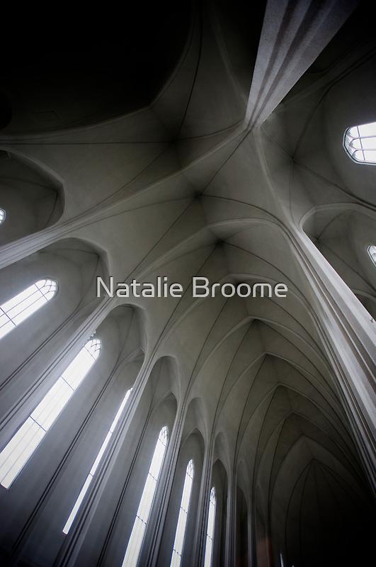 Hallgrímskirkja II by Natalie Broome
