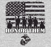 Honor Them-Marines by persephony4