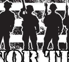 Honor Them-Marines Sticker