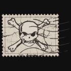 Skull Crack Stamp by Nhan Ngo
