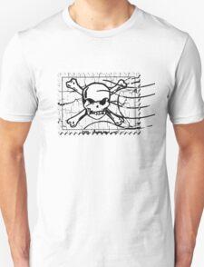 Skull Crack Stamp 3 T-Shirt