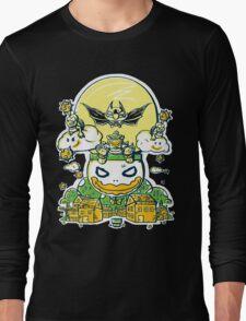 Mushroom City Long Sleeve T-Shirt