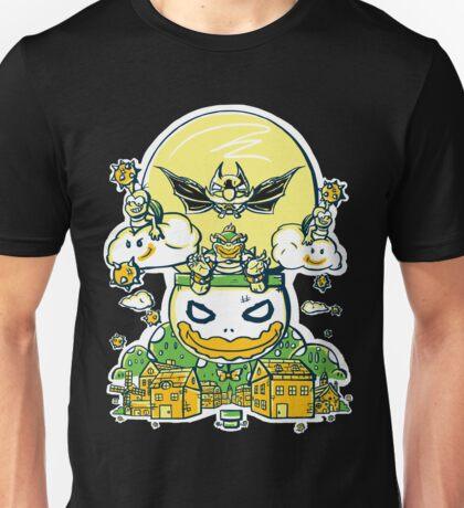 Mushroom City Unisex T-Shirt
