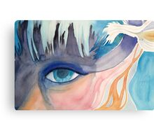 Elven Eye Canvas Print