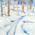 Winter Interlude by Neely Stewart