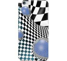 Checkered Past 4 iPhone Case/Skin