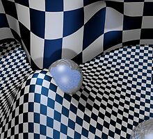 Checkered Past 5 by Peter Grayson
