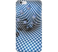 Checkered past 6 iPhone Case/Skin