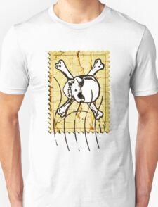 Skull Stamp 2 Unisex T-Shirt