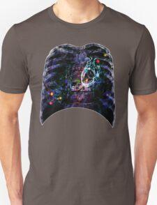 X-ray chest Unisex T-Shirt