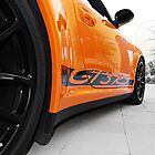 Porsche GT3 RS by gladyanne