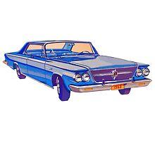 1963 Chrysler Saratoga by boogeyman