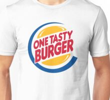 Burgers Mother$(%&@!, Do you eat them!? Unisex T-Shirt