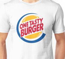 Burgers Mother$(%&@!, Do you eat them!? Unisex T-Shirt