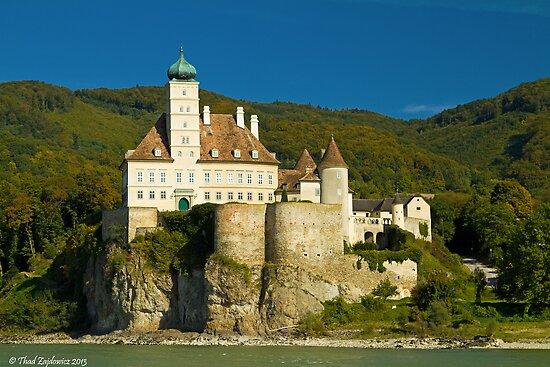 Along the Danube by Thad Zajdowicz