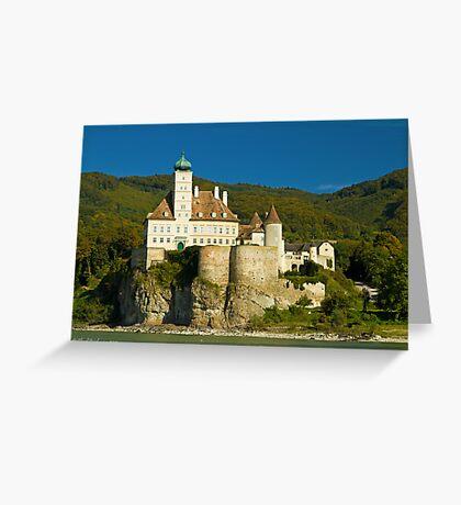 Along the Danube Greeting Card