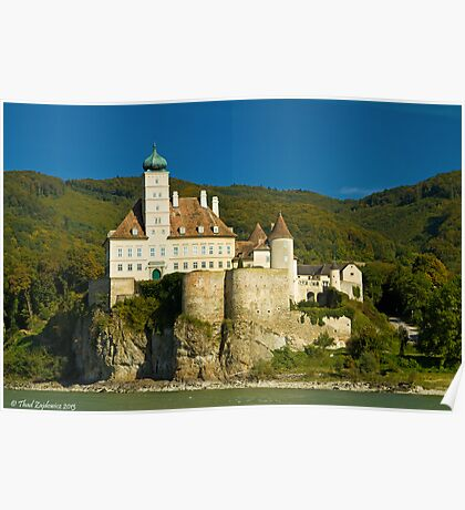 Along the Danube Poster