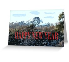 HAPPY NEW YEAR 89 Greeting Card