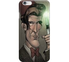 Dr who Matt Smith  iPhone Case/Skin