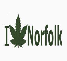 0159 I Love Norfolk by Ganjastan